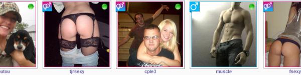 reseau social sexy ensemble